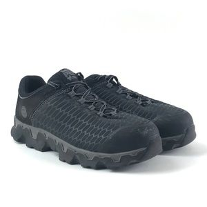 Timberland PRO Mens Powertrain Alloy Toe Shoes